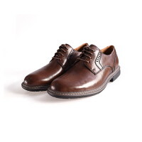 Clarks 其乐 皮鞋男士商务英伦风商务休闲小皮鞋26067490