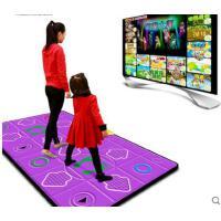 舒适耐用瑜伽塑身舞蹈机电脑电视两用家用跳舞机多功能双人按摩防滑跳舞毯