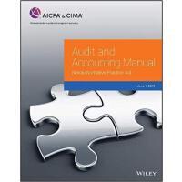 【预订】Audit and Accounting Manual: Nonauthoritative Practice