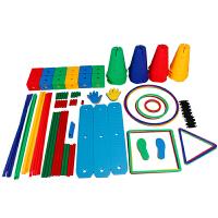 感统训练器材114件万象组合 体能训练组合幼儿园体育健身用品・