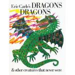 Eric Carle's Dragons, Dragons 艾瑞克卡尔的龙 ISBN9780399221057