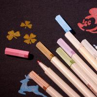 手工diy相册工具材料自制配件影集黑卡笔创意金属笔