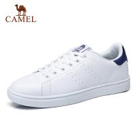 camel骆驼百搭时尚滑板鞋休闲鞋小白鞋