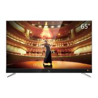 TCL 65C2 65英寸RGB真4K超高清 64位34核智能电视(黑色)