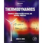 Thermodynamics, Fourth Edition: Principles Characterizing P