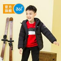 【开学季到手价:219.5】2019度童装 男童保暖2019年冬新款男大童外套保暖时尚连帽外套