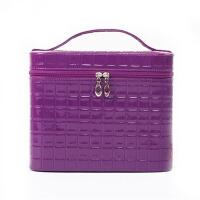 手提化妆箱化妆品收纳包防水旅行便携化妆包盒