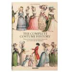 大开本现货TASCHEN原版 服装设计图书 Racinet: Complete Costume History XL