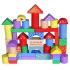 [当当自营]【益智玩具】 丹妮奇特 益智木玩 70PCS 精品桶装积木 CDN 1158