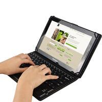 20190809183326735昂达V10平板蓝牙键盘皮套10.1英寸电脑无线键盘保护套支撑套鼠标
