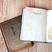 欧式复古电影插画日记本韩国创意笔记本文具加厚个性彩页记事本子