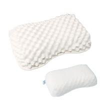 乳胶枕凝胶记忆枕头枕芯枕套一对儿童护颈椎枕双人