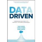 英文原版 数据驱动 Data Driven: Harnessing Data and AI to Reinvent C