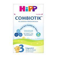 德国Hipp BIO喜宝益生菌奶粉3段 盒装  日期新鲜