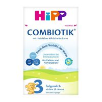保税区直发 德国Hipp BIO喜宝益生菌奶粉3段 1盒装  日期新鲜