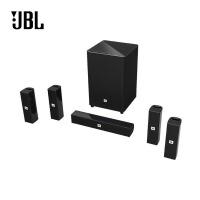 JBL CINEMA 325功放一体5.1蓝牙无线家庭影院套装音箱电视音响