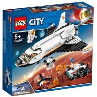 积木玩具 LEGO60226火星探测航天飞机儿童益智玩具特卖