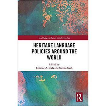 【预订】Heritage Language Policies around the World 9781138193321 美国库房发货,通常付款后3-5周到货!
