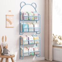【爆款直降3折】书架置物架简易学生桌面上绘本收纳家用落地客厅儿童书柜省空间
