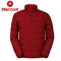 Marmot/土拨鼠秋冬款户外防风保暖3M新雪丽男棉服