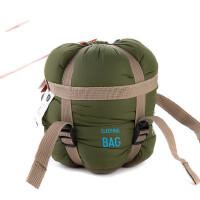迷你单人轻便睡袋 隔脏户外睡袋 野营露营成人冬季保暖睡袋 支持礼品卡支付