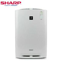 夏普(SHARP)KC-BB30-W1加湿型空气净化器除甲醛PM2.5适应20-30平