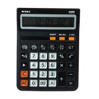 晨光电话按键语音型计算器 12位收银财务计算机 ADG98760 单个装