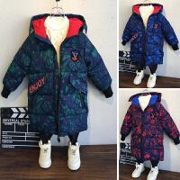 儿童冬装男孩棉衣宝宝外套