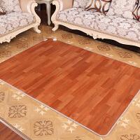 碳晶地暖垫地热超大电热地毯地板韩式移动电加热