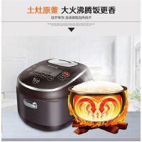 【九阳专卖】 JYF-40FS25  电饭煲  电饭锅 4L智能可预约