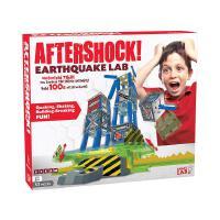 英文原版 震后 地震实验室 STEM教育 科学互动 SmartLab玩具书 物理学 Aftershock! Earth