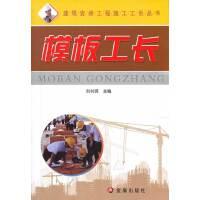 模板工长 建筑安装工程施工工长丛书