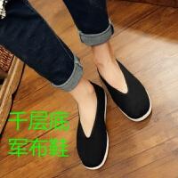 【限�r��1000�p】3520��涡��A口布鞋千�拥撞夹�男士老北京鞋