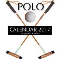 【预订】Polo Calendar 2017: 16 Month Calendar