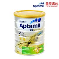 Aptamil 澳洲爱他美白金版奶粉2段(6-12个月)900g/罐 (海外购)