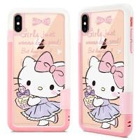 Hellokitty手机壳iphonex苹果x凯蒂猫iphonexmax新年iphone网红max仙