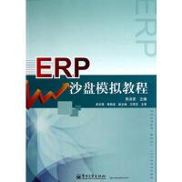 【正版二手书9成新左右】ERP沙盘模拟教程 宋洪安 电子工业出版社