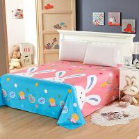 床上用品磨毛床��200X230cm宿舍床�伪��1.5m床��