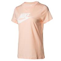 NIKE耐克女装运动短袖休闲透气圆领T恤BV6170-666