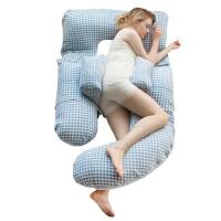 孕妇睡觉用品侧卧枕孕妇枕头护腰侧睡枕托腹抱枕多功能u型枕