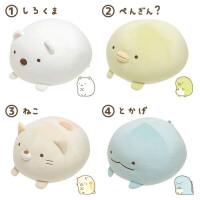【全店支持礼品卡】an-x日本墙角生物公仔毛绒玩具君卡娜赫拉的小动物靠垫午休抱枕女