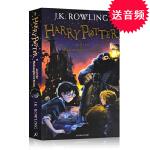 现货Harry Potter and the philosopher's Stone 哈利波特与魔法石1 英文版原版