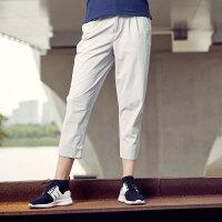 【直播专享 顺丰包邮】诺诗兰19新款女士春夏户外运动快干宽松吸汗弹力长裤GQ082B02