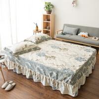 床裙席梦思韩式床罩 床套单件 床盖床单床笠1.8/1.5米