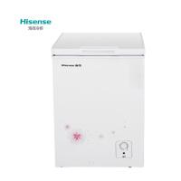 Hisense/海信 BD/BC-100N/A 小冰柜家用卧式小型冷冻立式冷柜