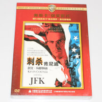 新索正版DVD:刺杀肯尼迪/JFK华纳90周年奥斯卡纪念版 国英双语