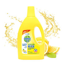 Dettol滴露 消毒液750ml+滋润倍护洗手液500g 能有效杀灭99.999%细菌