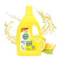 Dettol滴露 超浓缩衣物除菌液柠檬1.5L 3倍浓缩 衣物专用杀螨除菌