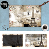 联想笔记本ideapad 300-15IBR 300-15ISK 15.6寸免裁剪外壳贴