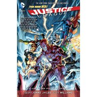 英文原版Justice League Vol. 2: The Villain's Journey